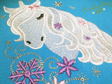 Snow Unicorn AN044