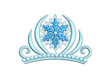 Ice Princess Tiara Crown GRL002