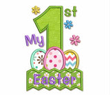 My First Easter Applique EA003
