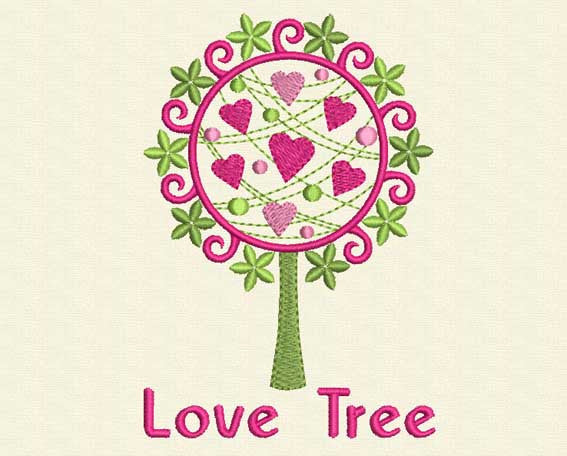 Love Tree VA012