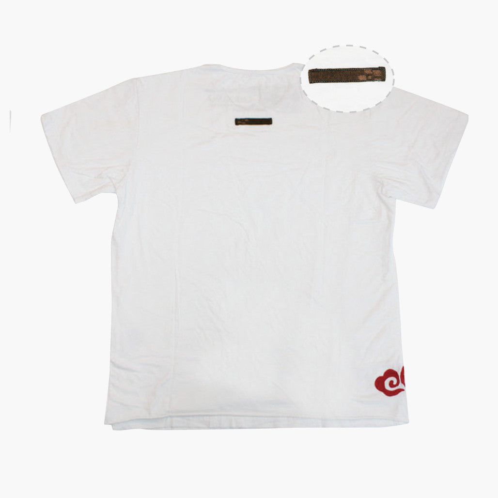 Unisex Double Tee with Cloud - Ku Brands