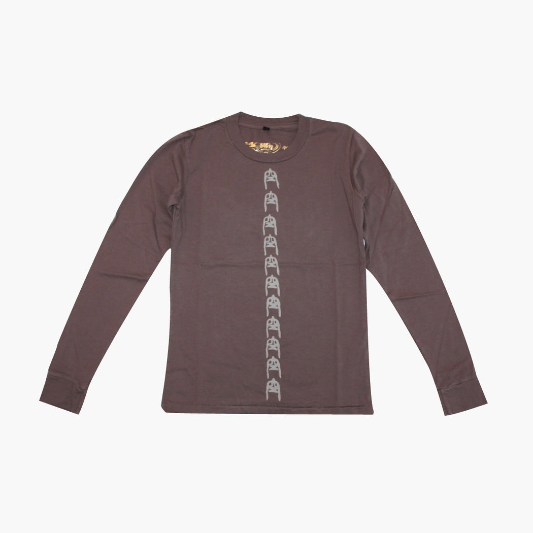 Ladies Long Sleeve Tee with Ku Bell - Ku Brands