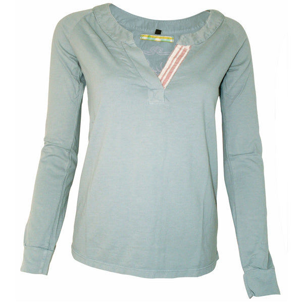 Chakura Ladies Long Sleeve Samue Top