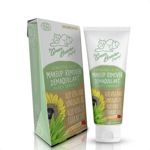 Eye Makeup Remover - Green Beaver (120 ml)