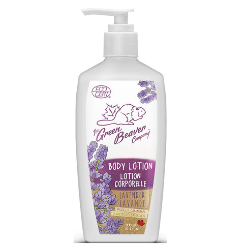 Lavender Body Lotion - Green Beaver (300 ml)