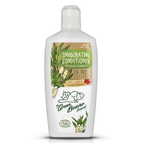 Tea Tree Conditioner - Green Beaver (300 ml)