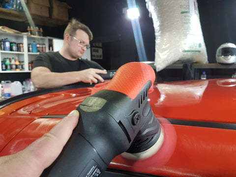 Advanced Detailing Training Day
