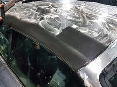 Soft top cleaning Glasgow
