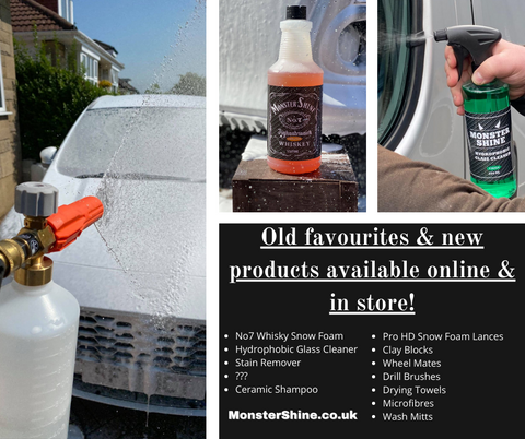 Detailing Products & Accessories UK