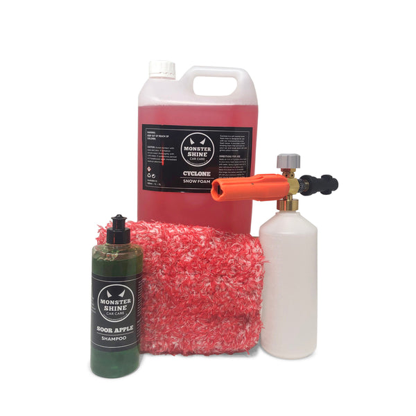Cyclone, Lance & Wash Kit (5 Litre) - Monstershine Car  Care
