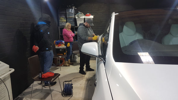 Detailing Training - Saturday 1st February Foundation Day - Monstershine Car  Care