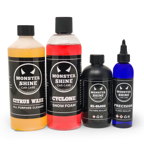 Winter Detailing Essentials Kit - Monstershine Car  Care