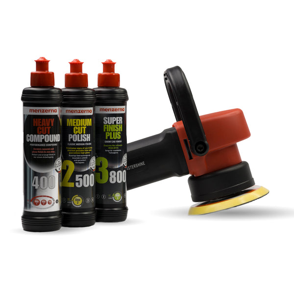 DAS 6 Pro Dual Action Machine Polisher Menzerna Pack - Monstershine Car  Care