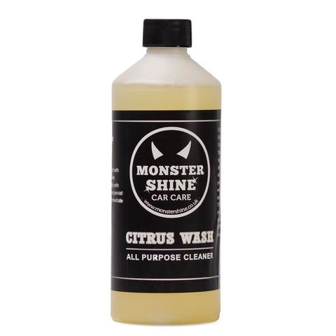 Citrus Wash Pre-Wash - Monstershine Car  Care