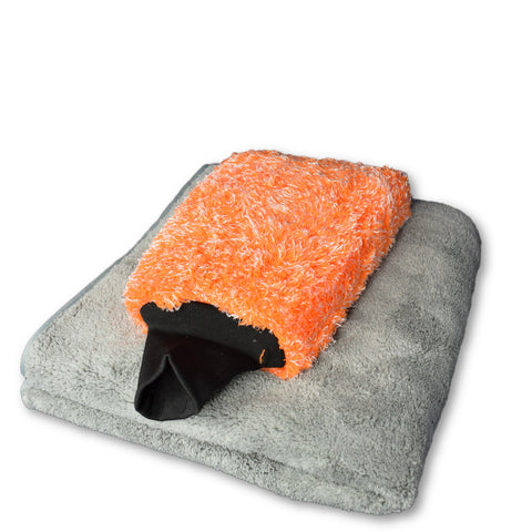 Humpfrey the Camel Drying Towel  & Microfibre Wash Mitt £23.00 - Monstershine Car  Care