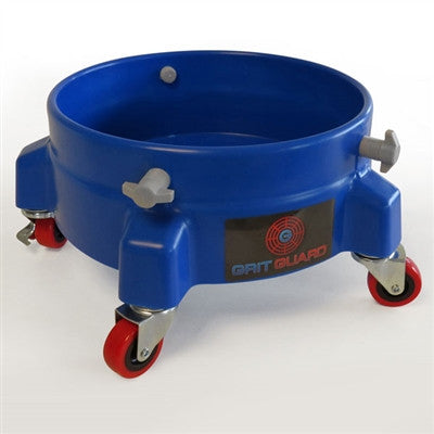 Grit Guard Bucket Dolly Blue - Monstershine Car  Care