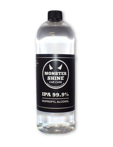 IPA 99.9% 1 Litre - Monstershine Car  Care
