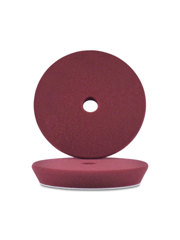 KKD STORM Pro Polishing Pads Mediuml/Coarse Burgundy 150mm - Monstershine Car  Care