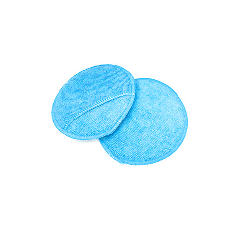 Microfibre Applicator Pads twin pack - Monstershine Car  Care