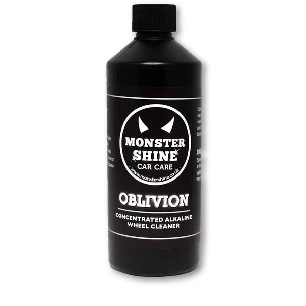 Oblivion Alkaline Wheel Cleaner - Monstershine Car  Care