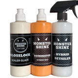 Unlimited Shine Kit car care kit