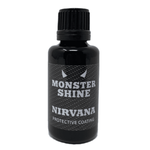Monstershine Car Care Nirvana 30ml - Transcendence Coatings
