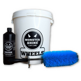 Bucket Wheel kit - Monstershine Car  Care