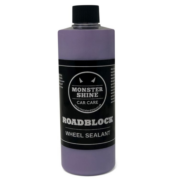 Roadblock Wheel Sealant - Monstershine Car  Care