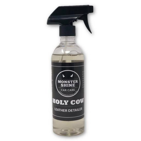 Holy Cow Leather Detailer - Monstershine Car  Care