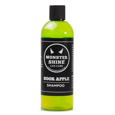 Soor Apple pH neutral car care Shampoo