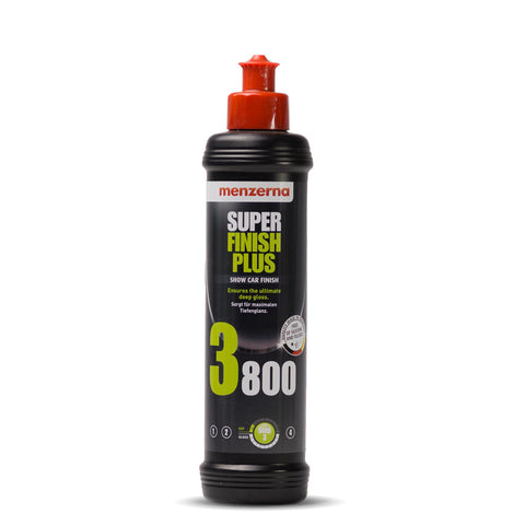 Menzerna Super Finish Plus 3800 - Monstershine Car  Care