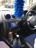 Chocolate Sauce Interior Dressing - Monstershine Car  Care