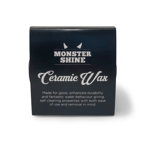 Ceramic Wax - 12 Month Wax (37.5% OFF THIS WEEK ONLY) - Monstershine Car  Care