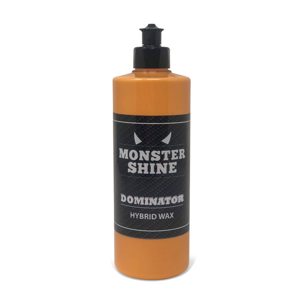 Dominator Hybrid Wax - Monstershine Car  Care