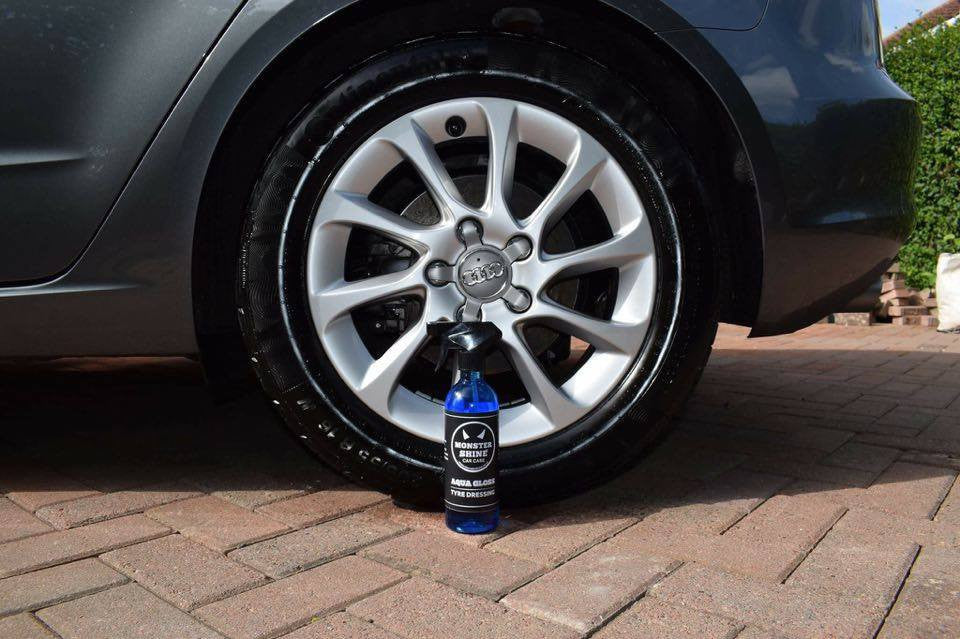 Monstershine Aqua Gloss Tyre Dressing