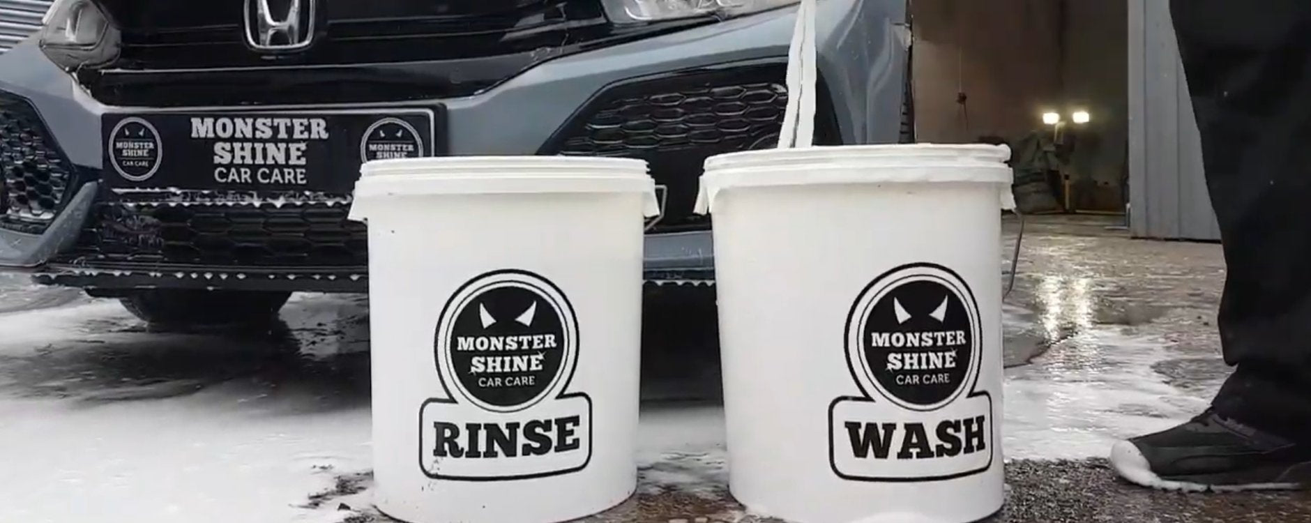 Car Cleaning Supplies >> Monstershine Car Detailing Products Car Cleaning Products