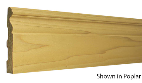 Hickory Base Moldings