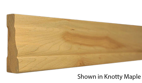 Knotty Maple Casing Moldings
