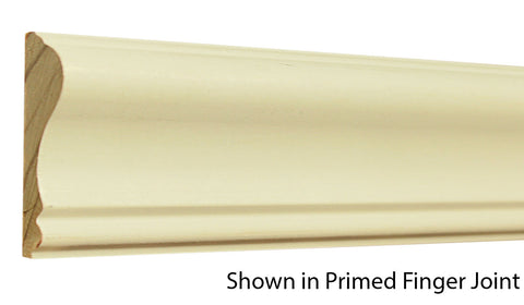 Primed Finger Joint Chair Rail Moldings