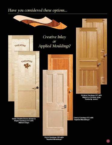 Interior Door Catalog\  TO VIEW OUR CATALOG! & Welcome to American Wood Moldings! A Kingdom Company.