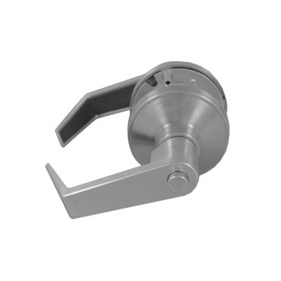 Profile View of Door Lock Molding, product number PDQ SA-176 PHL Privacy Lock/Satin Chrome - $70.00 sold by American Wood Moldings