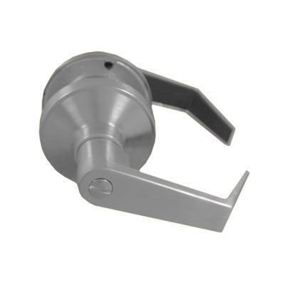 Side View of Door Lock Molding, product number PDQ SA-176 PHL Privacy Lock/Satin Chrome - $70.00 sold by American Wood Moldings