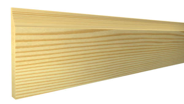 "BA-224-012-1-CP - 3/8"" x 2-3/4""  Clear Pine Base - $0.80/ft"