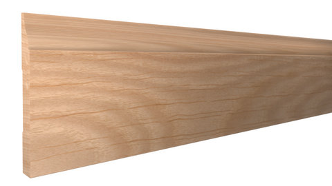 "BA-300-012-1-RO - 3/8"" x 3""  Red Oak Base - $1.76/ft"