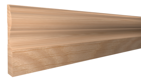"BA-408-024-3-RO - 3/4"" x 4-1/4"" Red Oak Base - $3.16/ft"