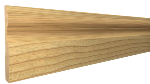 "BA-508-024-1-MA - 3/4"" x 5-1/4""  Maple Base - $5.20/ft"