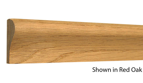 "CH205 5/8""x2-5/32"" Red Oak $1.96/ft."