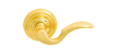 Emtek 8050 Cortina Dummy Leverset/Brass - $40.00 sold by American Wood Moldings