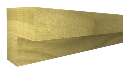 "OC-016-016-1-PO - 1/2"" x 1/2"" Poplar Outside Corner - $0.68/ft"