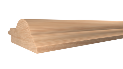 "PA-124-024-2-RO - 3/4"" x 1-3/4"" Red Oak Panel Molding - $2.28/ft"